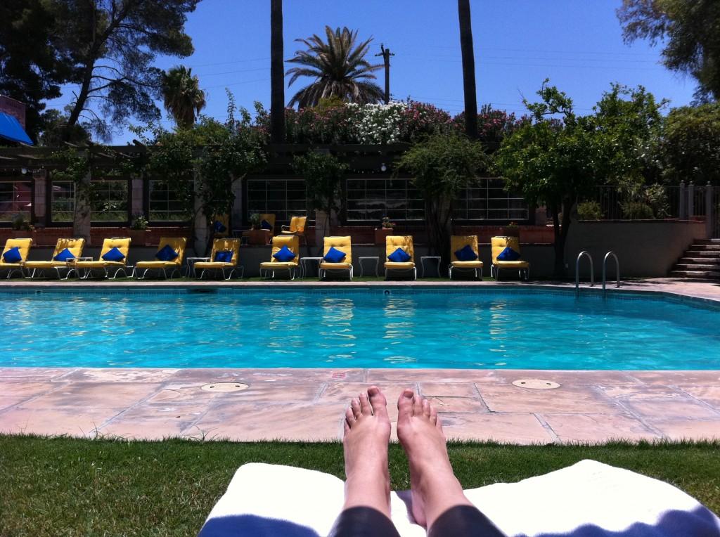 Arizona Inn Pool