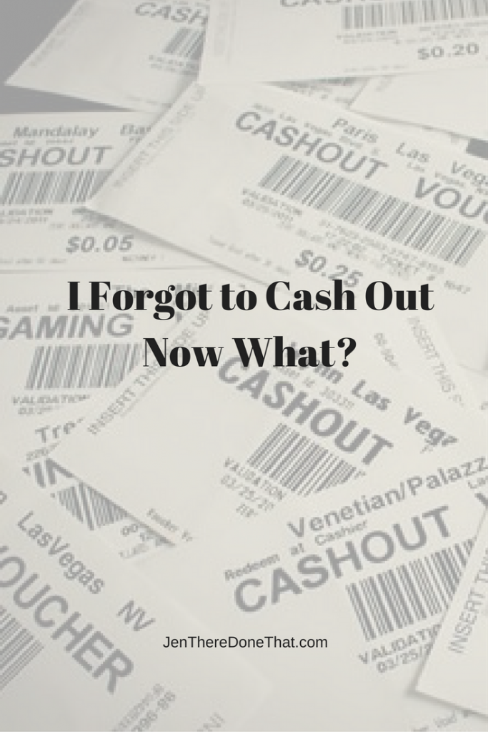 i-forgot-to-cash-out
