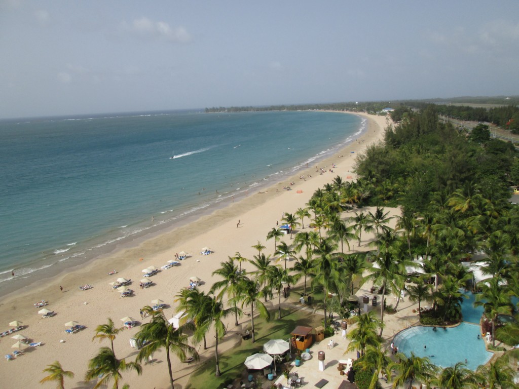 Isla Verde Courtyard Marriott
