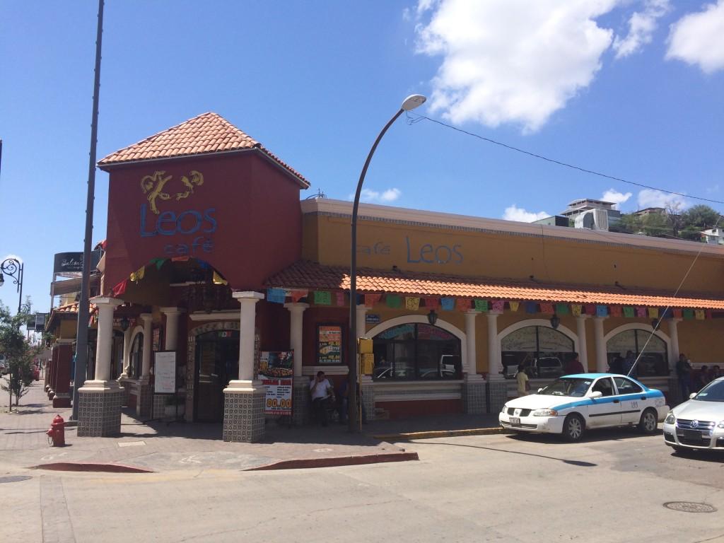 Nogales Leo Cafe