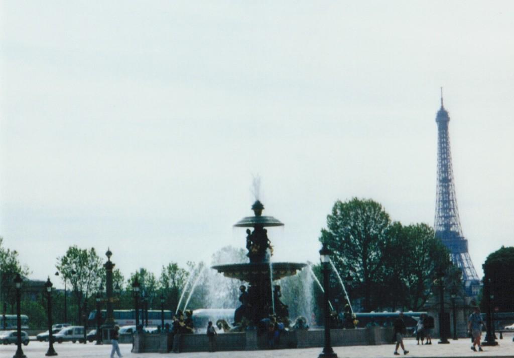 Place de la Concorde 2001