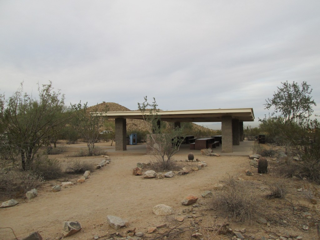 Pima Canyon Gazebo