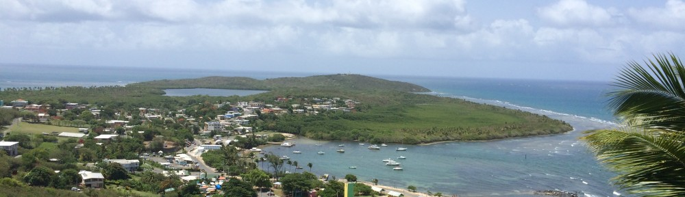 Over view of Fajardo, Puerto Rico | Beaches, Bio Bay, and More