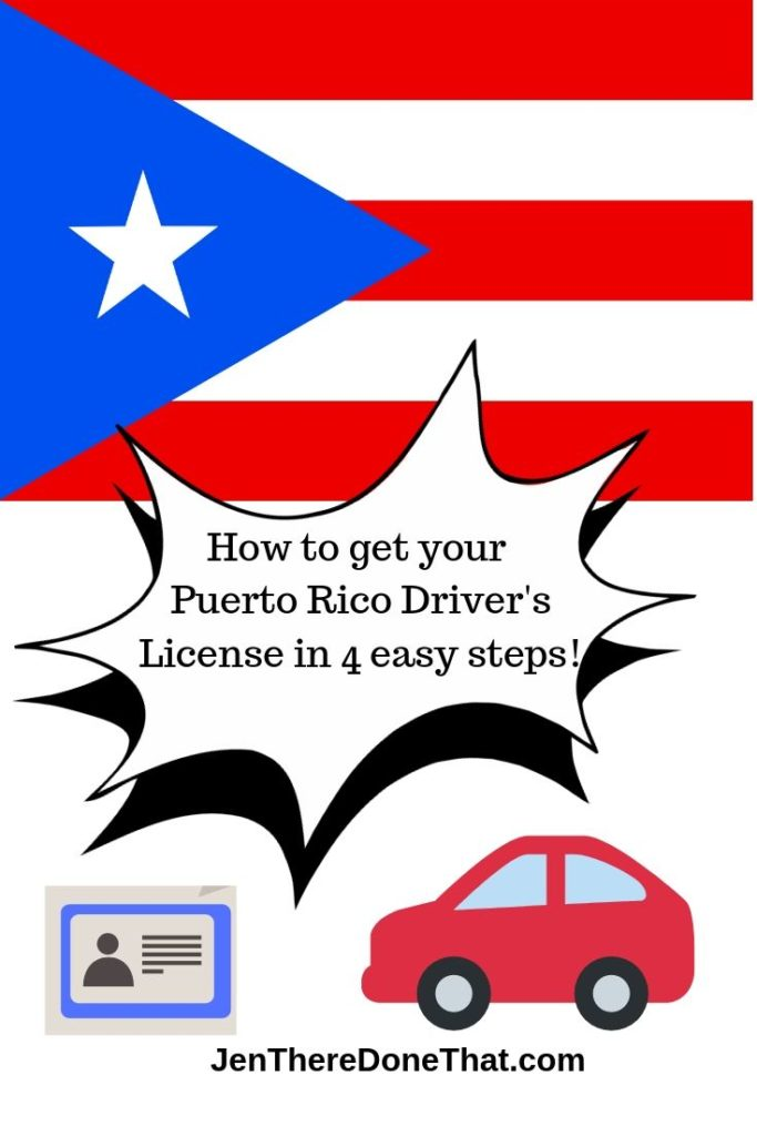 How to get your Puerto Rico Driver's License in 4 easy steps! Guide for Tax Act 20/22 and new residents moving to Puerto Rico. Tips to succeed at Living in Puerto Rico.