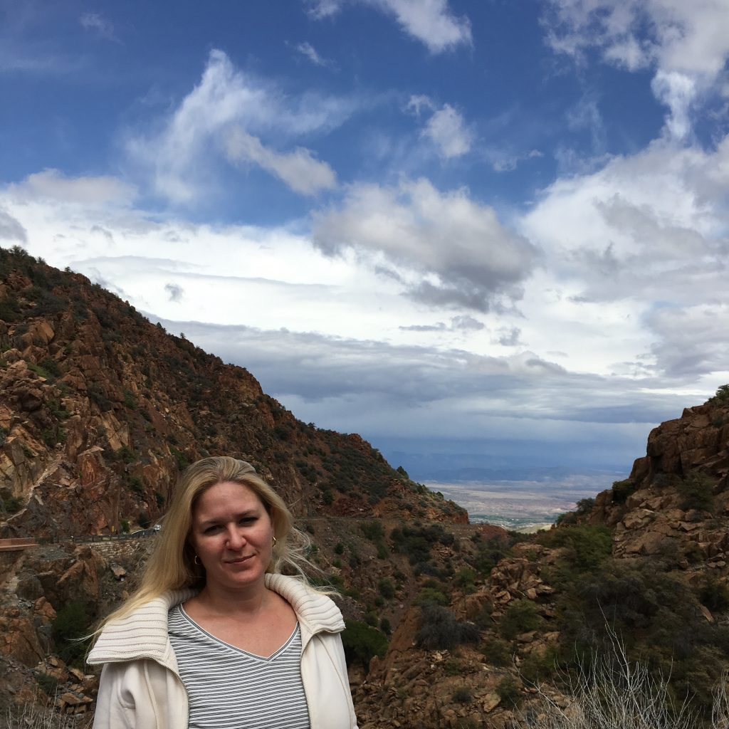Jerome, Arizona mountain views with JenThereDoneThat