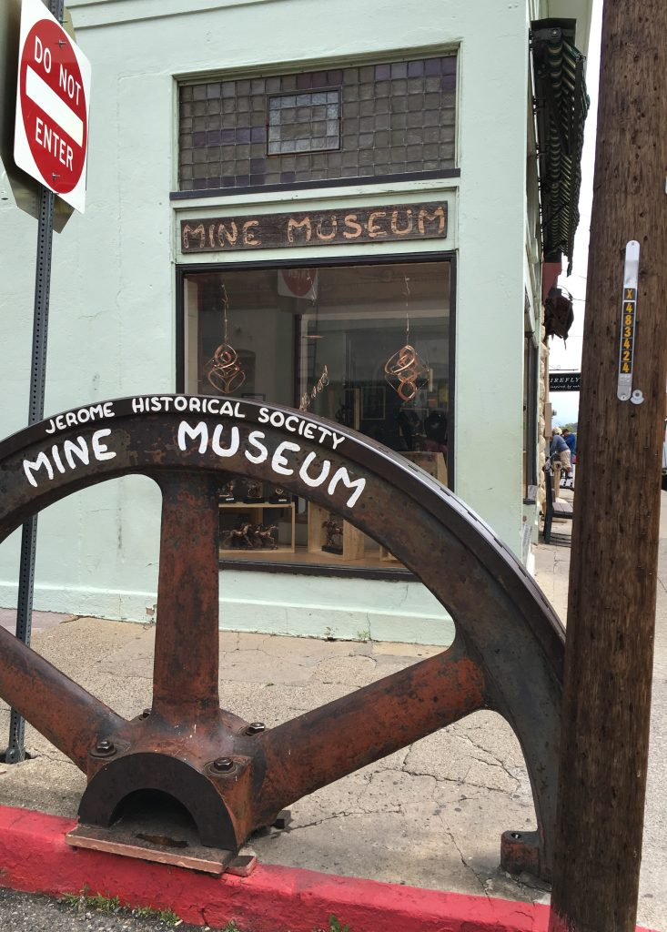 2016_Jerome Mine Museum