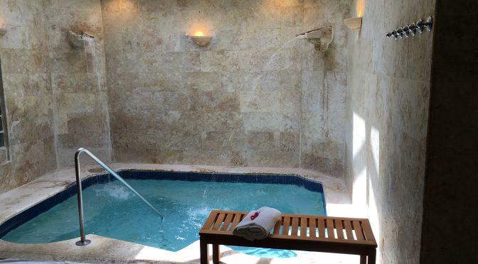 Spa Time at the El Conquistador Resort, Puerto Rico