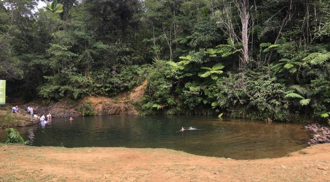 Charco Azul, Patillas | Fresh Water Natural Pool Puerto Rico Travel Guide