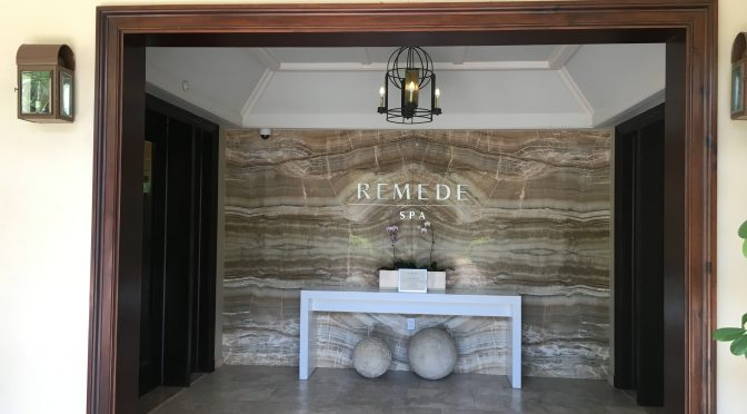 Remede Spa Review St Regis Bahia Resort, Puerto Rico