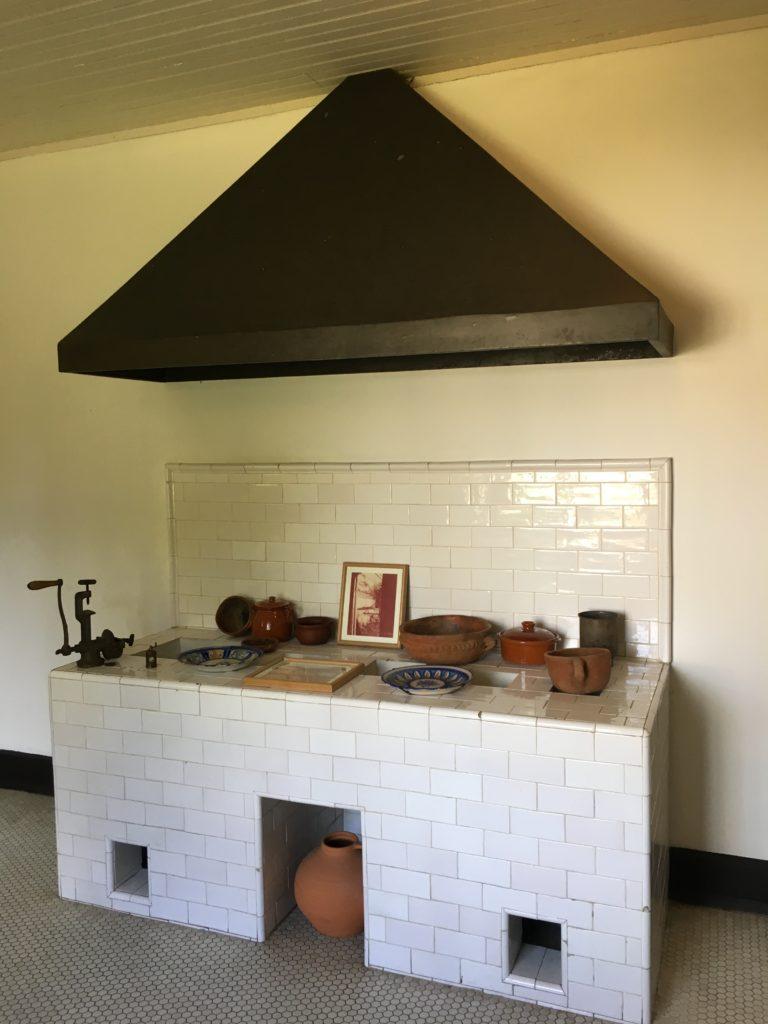 Casa Roig Kitchen