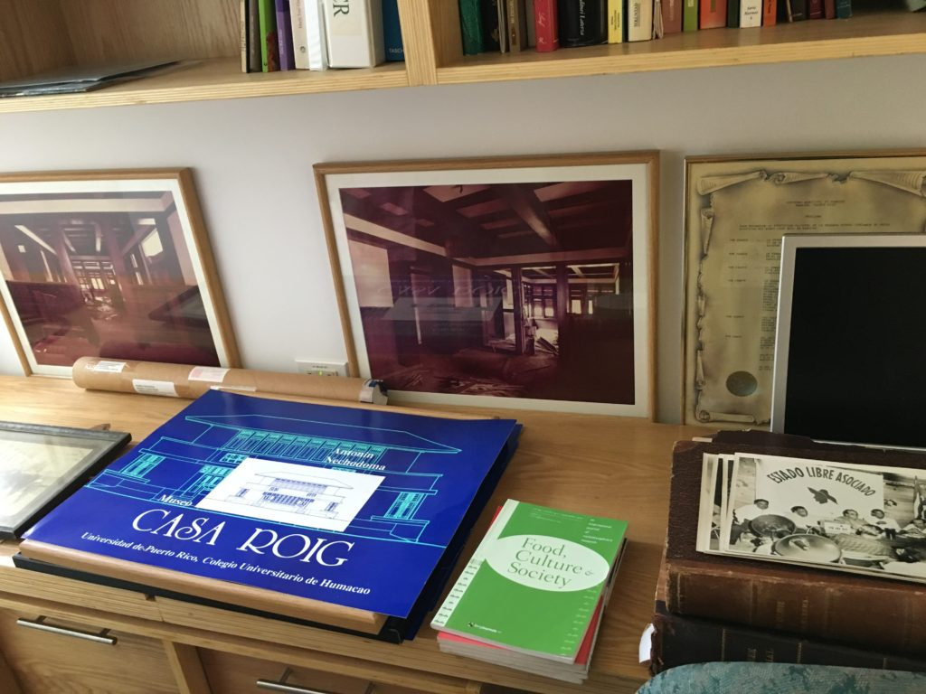 Casa Roig Museum Research room