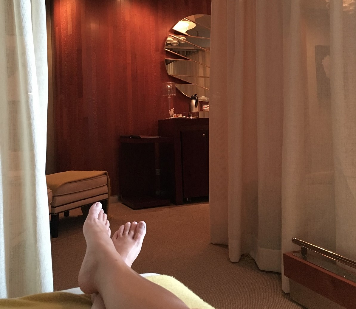 Experience the Condado Vanderbilt Spa in Puerto Rico