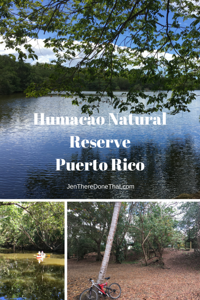 Humacao Natural Reserve Puerto Rico