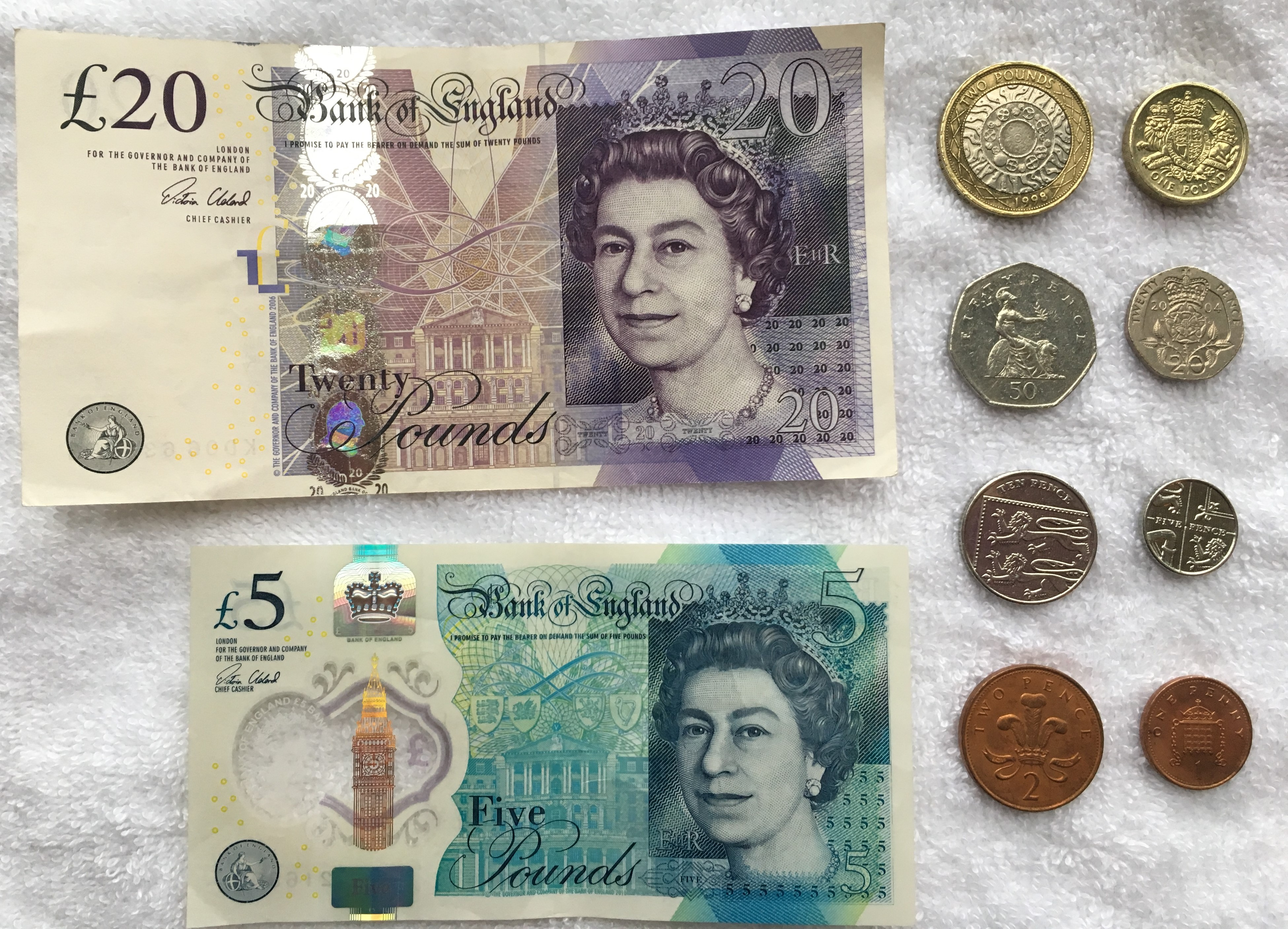 GBP: what is the currency 31