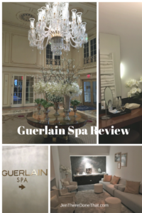 Guerlain Spa NYC Review