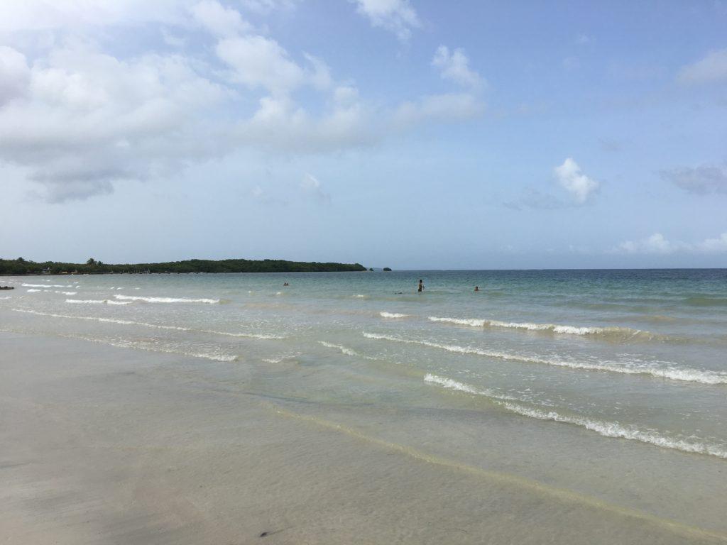 Ceiba Macho Beach
