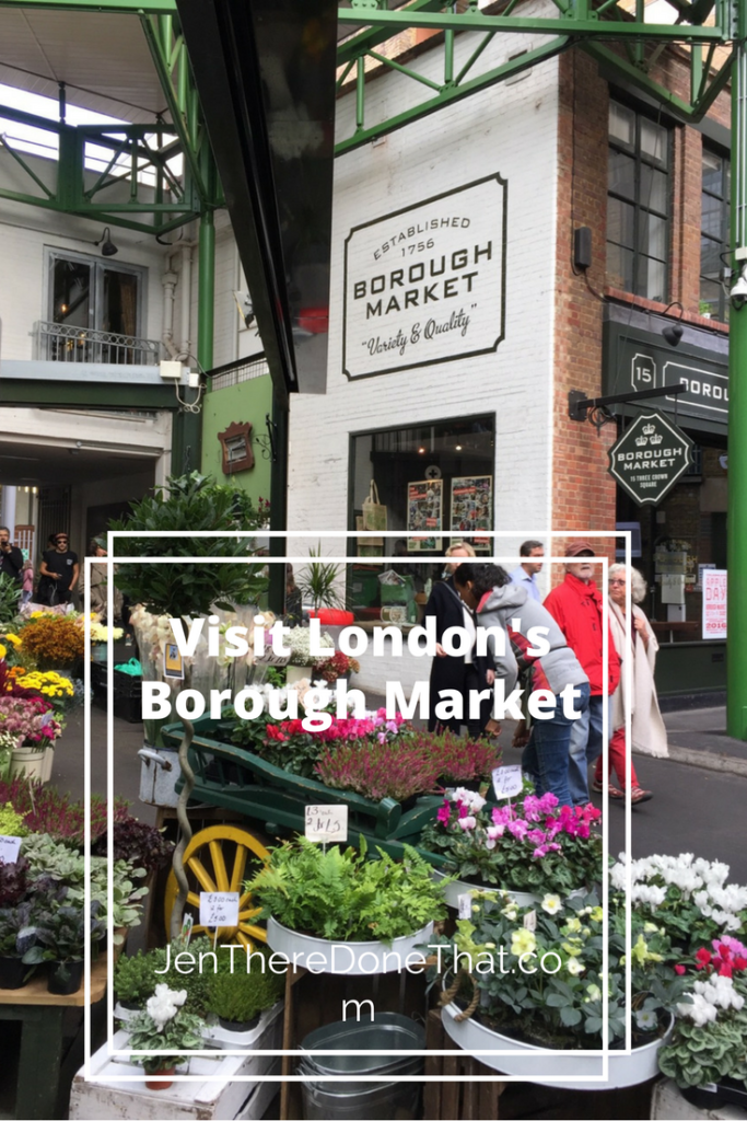 Visit Borough Market