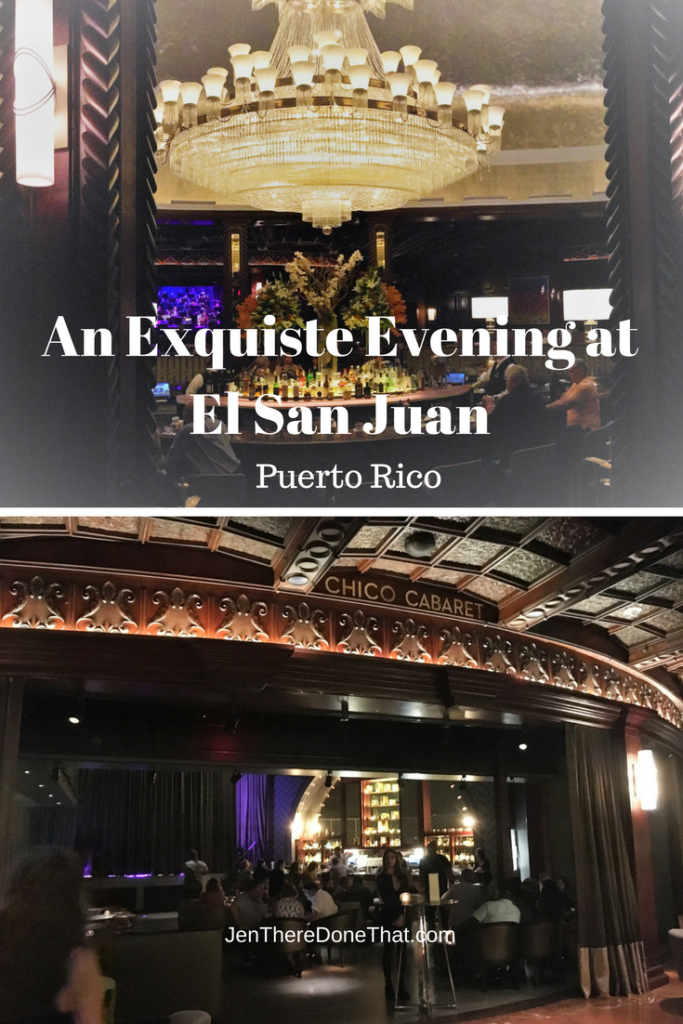 An Exquisite Evening at El San Juan