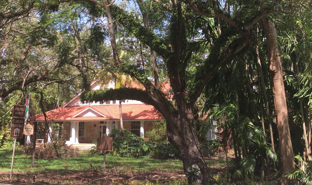 Coral Gables Florida Merrick House