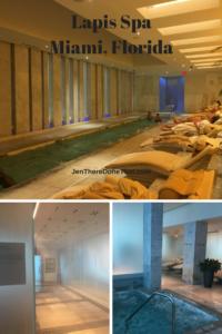 Lapis Spa Fontainebleau Resort Miami Florida