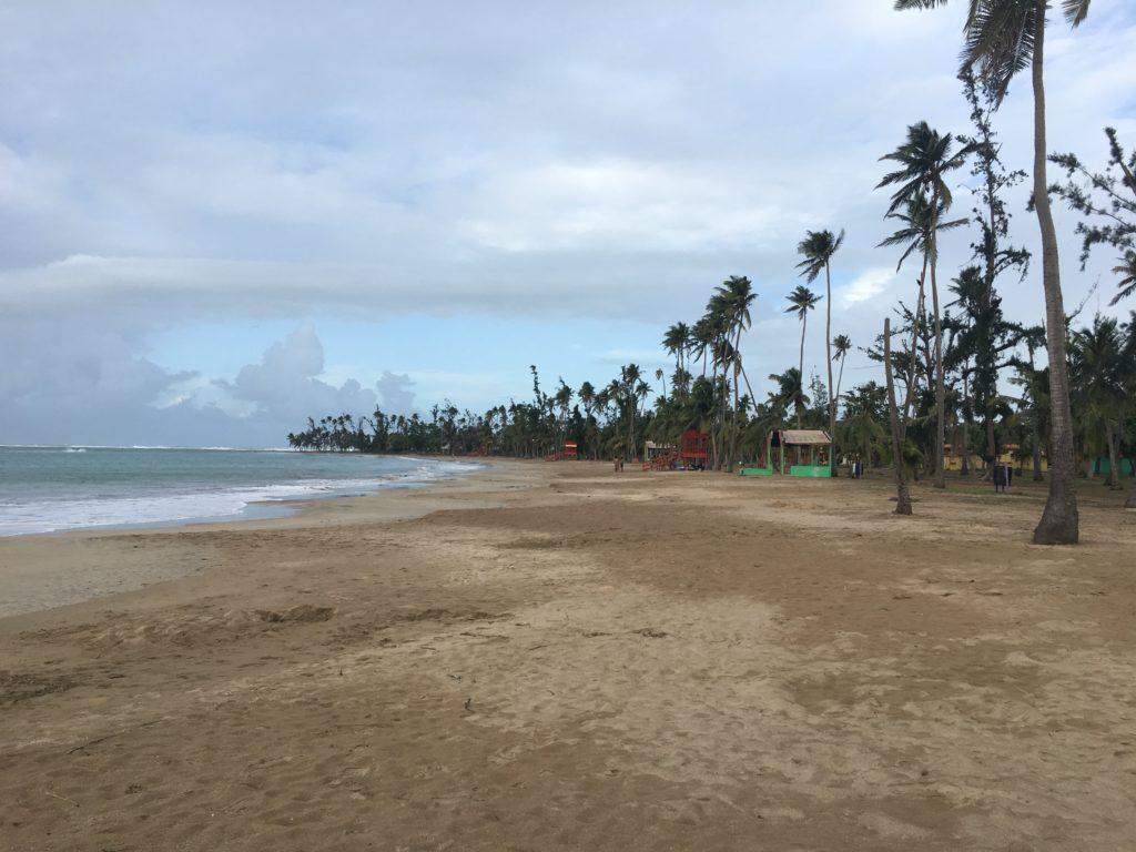 Balneario Monserrate Blue Flag Beach January 2018