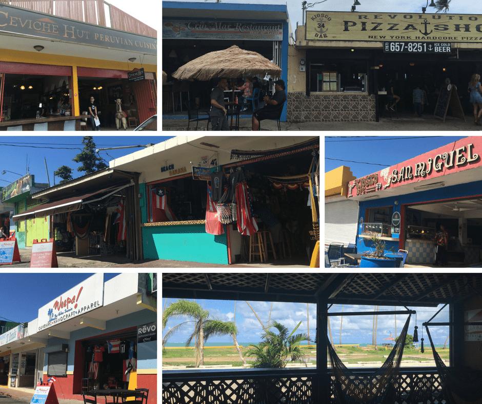 Luquillo Kioskos Puerto Rico