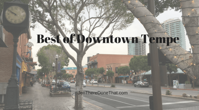 Best of Downtown Tempe, Arizona
