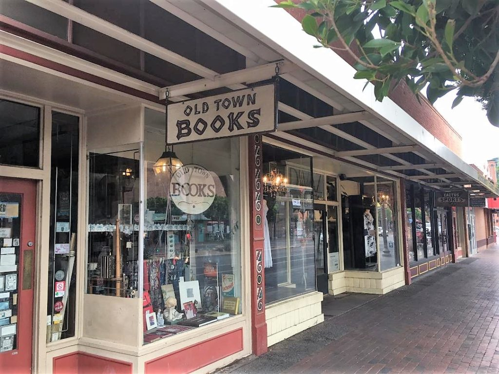 Old Town Books, Tempe