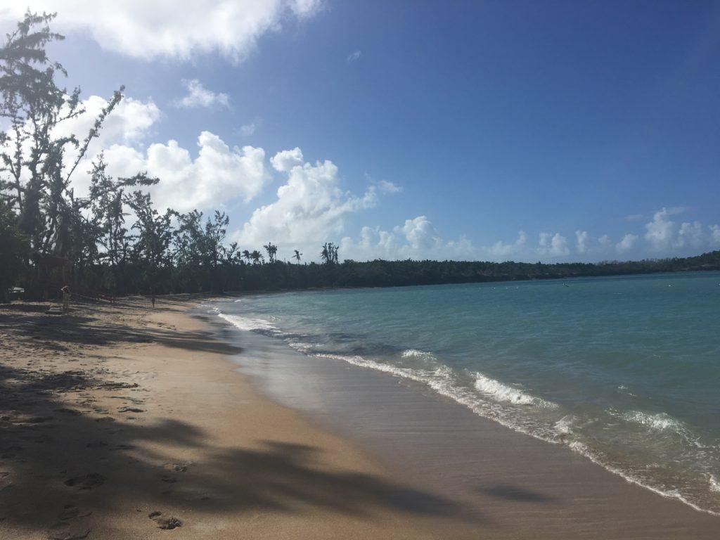Seven Seas beach Fajardo, Puerto Rico