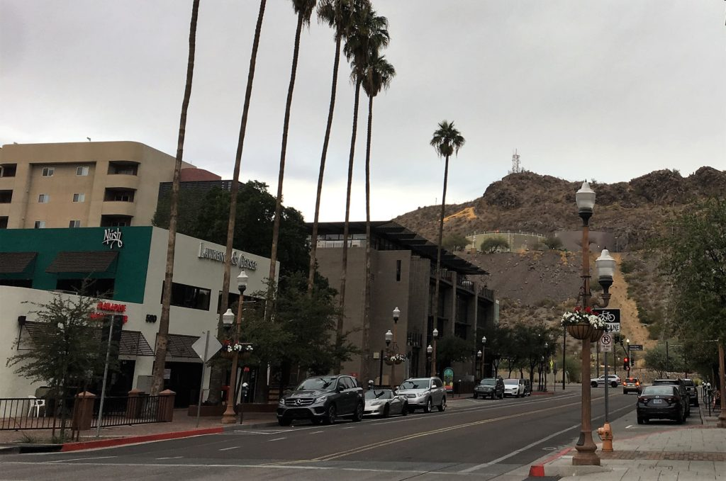 A Mountain Tempe Arizona