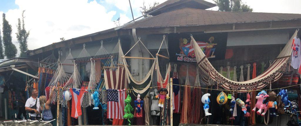 Guavate Hammock stall