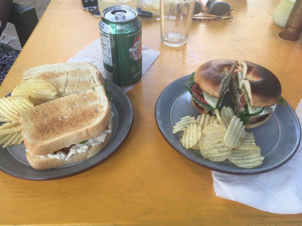 Cafe des Arts Sandwiches