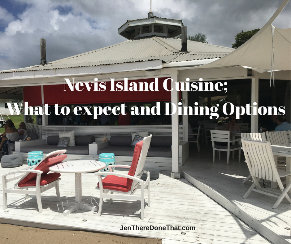 Dining in Nevis: Nevis Cuisine Travel Guide