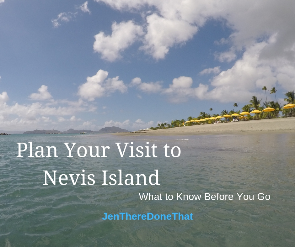 Plan Your Visit to Nevis Island
