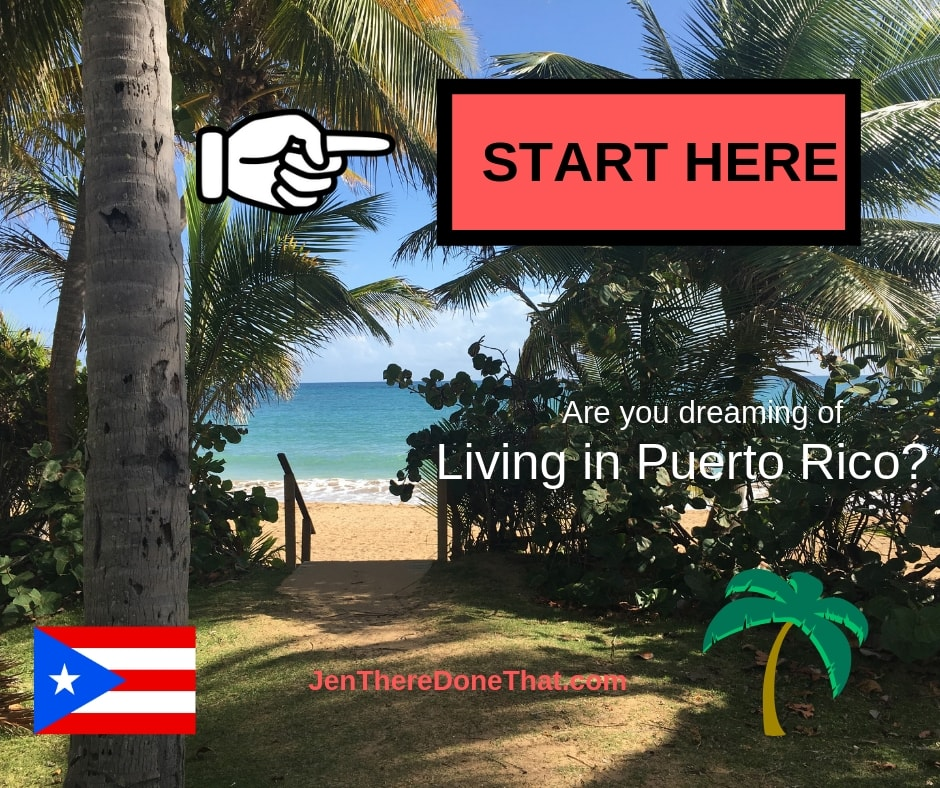 Moving to Puerto Rico | Start Here