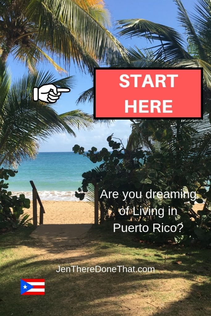 Are you dreaming of living in Puerto Rico? Start Here guide for areas of the island, cost of living for housing, utilities, car, medical, and more!