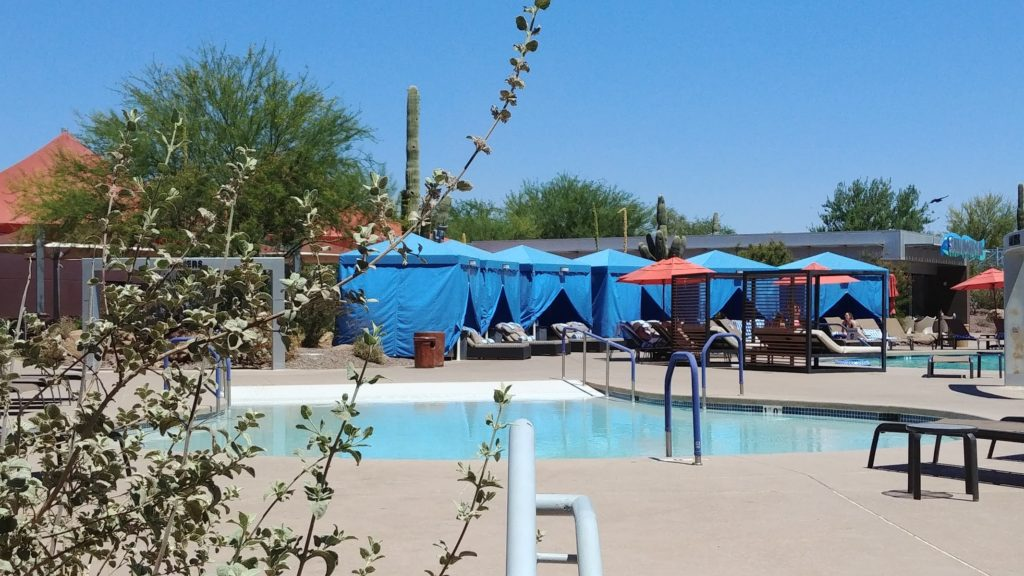 Talking Stick Pool and Cabanas