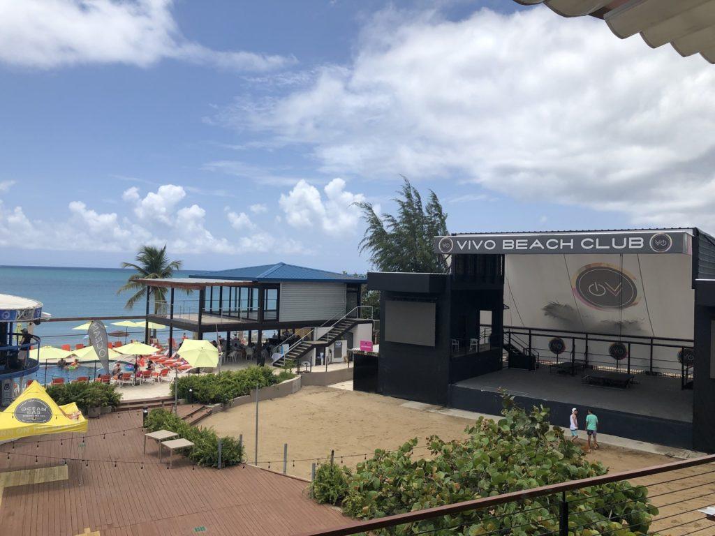 VIVO Beach Club Ocean Lab Brew View