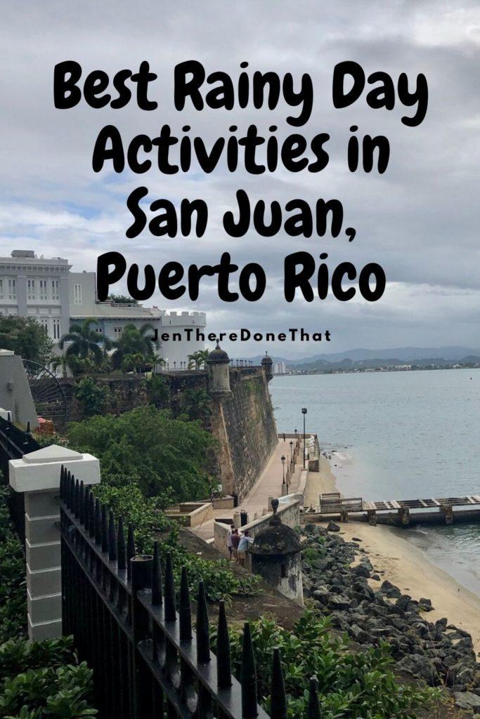 Best Rainy Day Activities in San Juan, Puerto Rico