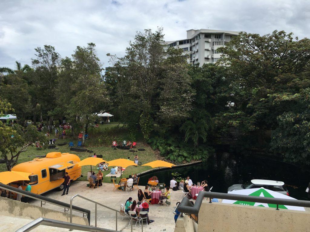 Museo de Arts Puerto Rico Garden Event