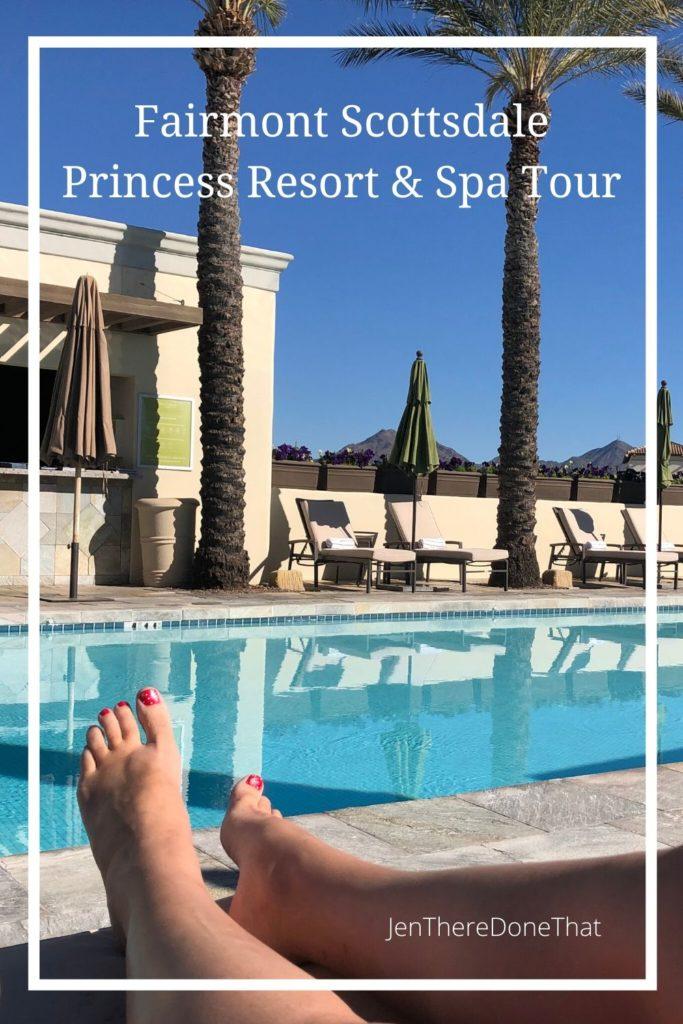Fairmont Scottsdale Princess Resort  & Spa Tour |  Luxury Spa Oasis in Scottsdale, Arizona