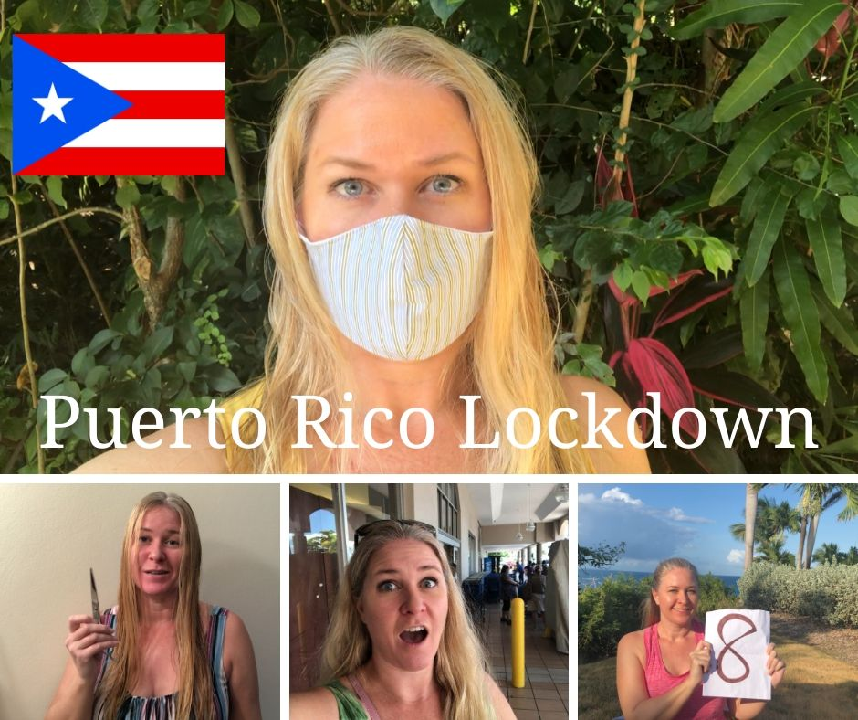 Puerto Rico Lockdown | Weekly Journal of Shelter in Place on the Island