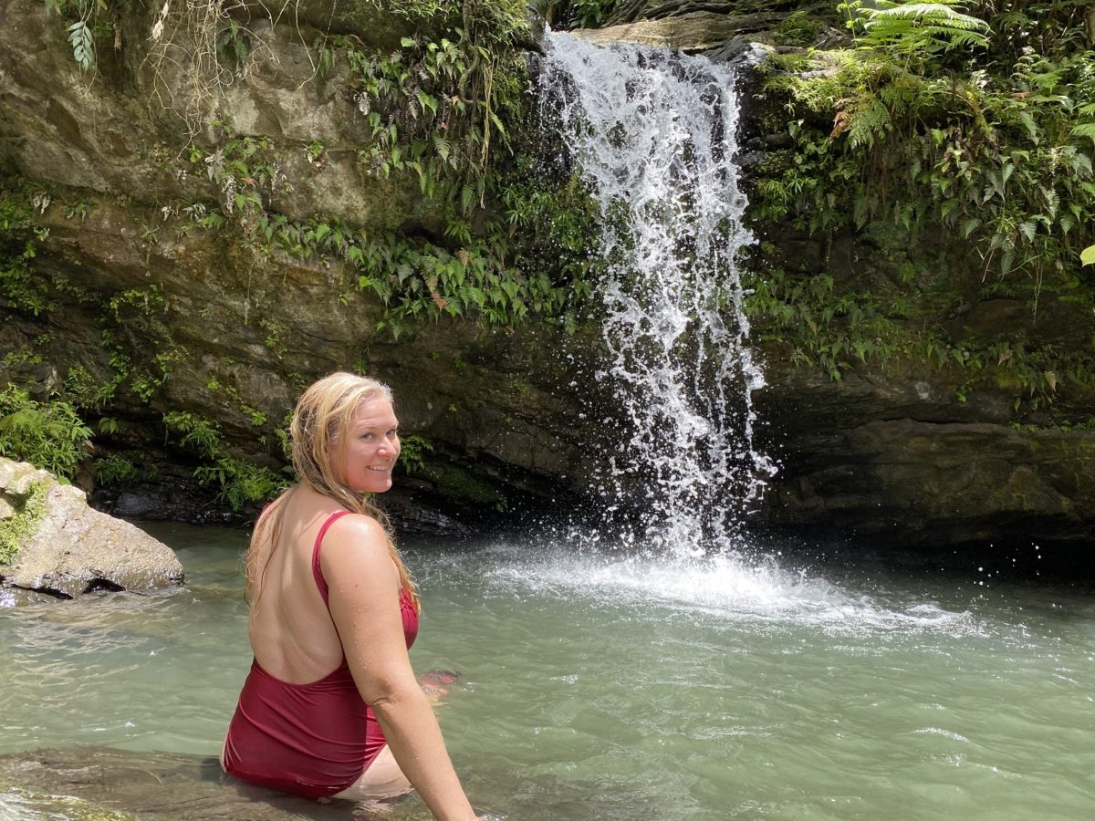 Travel Guide for Hiking Juan Diego Creek in El Yunque Rainforest, Puerto Rico