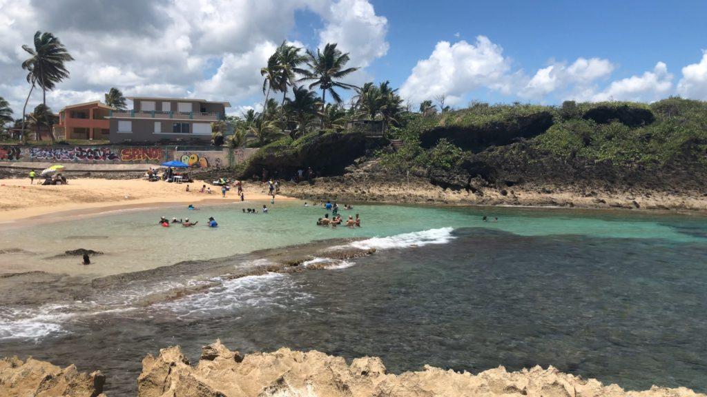 La Poza del las Mujeres, Manati Puerto Rico Natural Pools