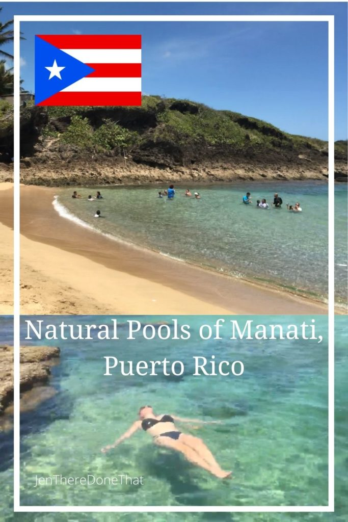 Finding the Natural Pools of Manati, Puerto Rico with JenThereDoneThat