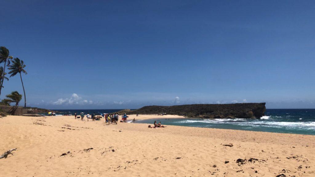 Playa Las Palmas (Playa Mujeres), Manati Puerto Rico JenThereDoneThat