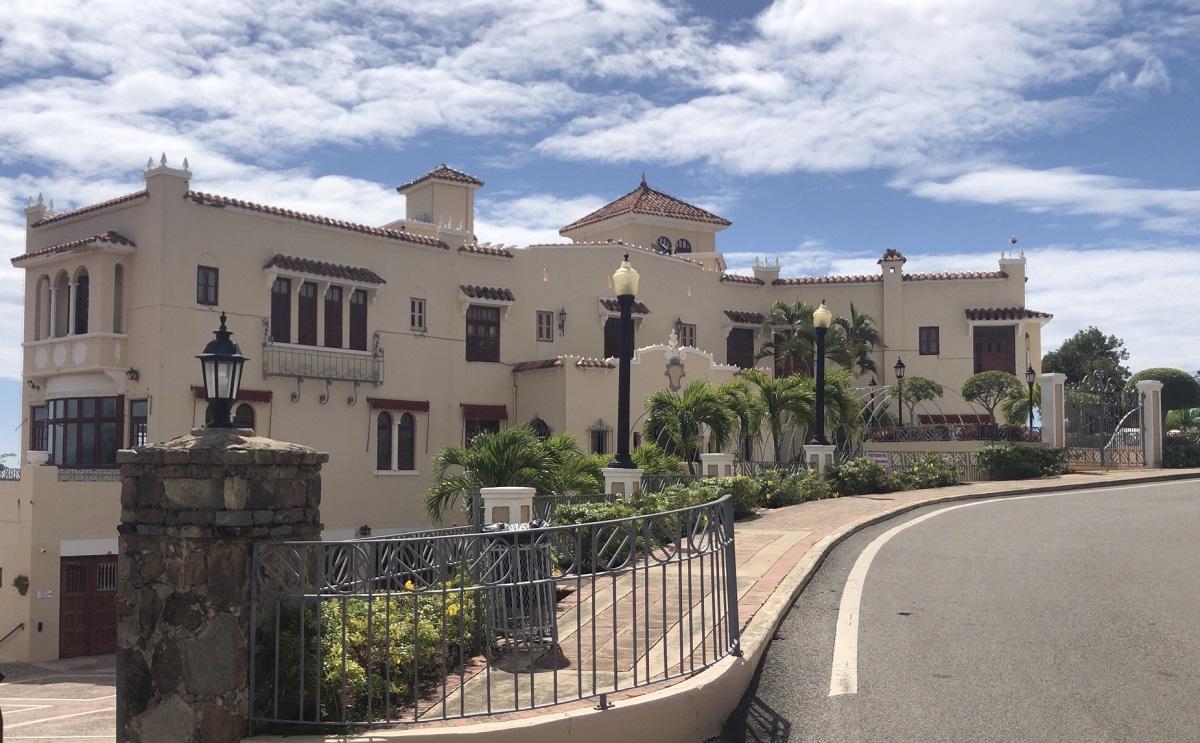 Museo Castillo Serrallés | Ponce, Puerto Rico